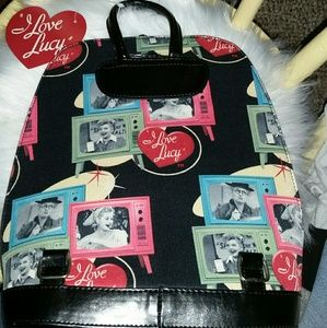 Handbags - NWT I Love Lucy Travel Bag